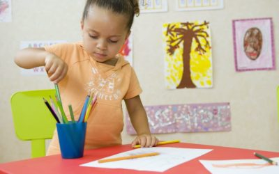 Early learning under lockdown resource 1: Basic routine for young children