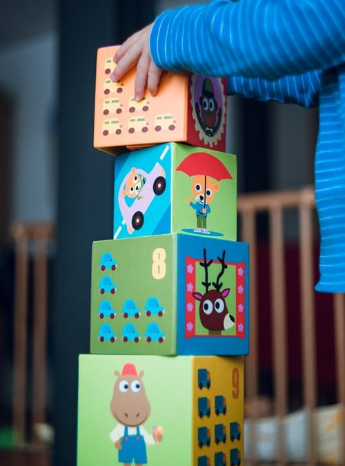 Early Learning Under Lockdown Resource 16: Practice Counting Every Day